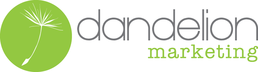 dandelion marketing logo